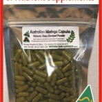 Moringa Capsules 140g – made to order