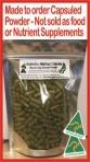 Moringa Capsules 140g – made to order