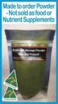 Moringa Powder 100g – made to order