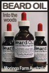 MORINGA BEARD OIL – 'Into the woods' – 40ml
