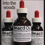 MORINGA BEARD OIL – 'Into the woods' – 40ml